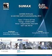 Automechanika 2013 Invitation